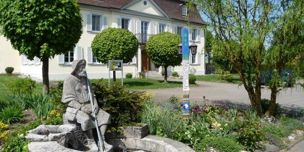 "Pilgerherberge  ""Cursillo-Haus St. Jakobus"" in Oberdischingen"