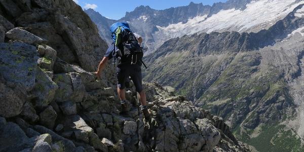 Mitten durch die schönste Alpenwelt