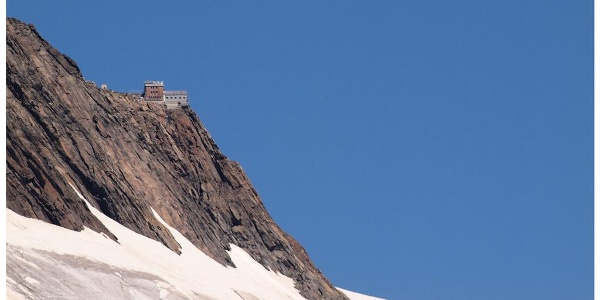 Hollandiahütte SAC - Bergtour Lötschenlücke