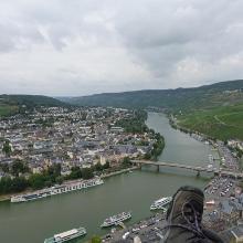 Aussicht von Burg Landshut