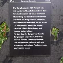 Geschichte zur Burgruine