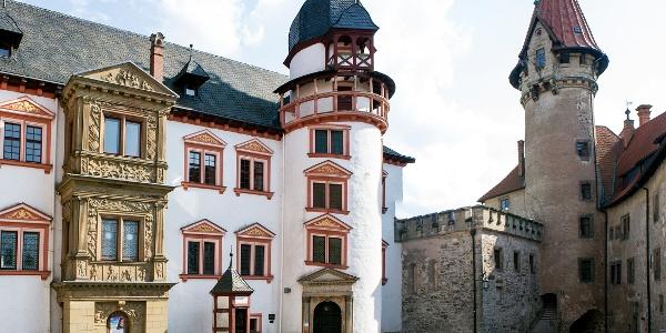 Veste Heldburg | Innenhof