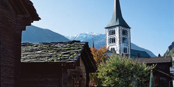 Kirche Naters