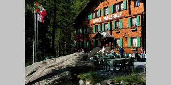 Restaurant Faferalp