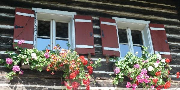 Joglbauer Fensterfront
