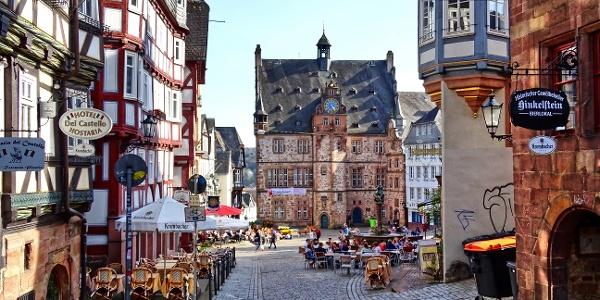 Marburg, Marktplatz