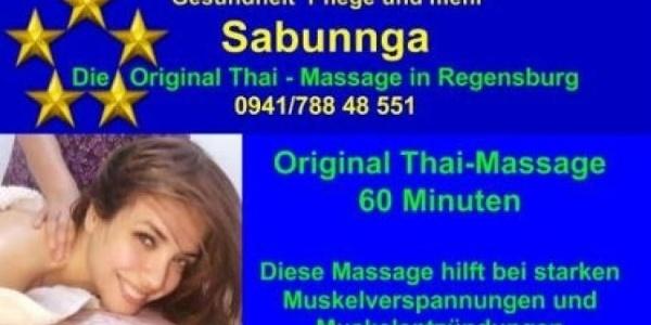 Thai massage regensburg