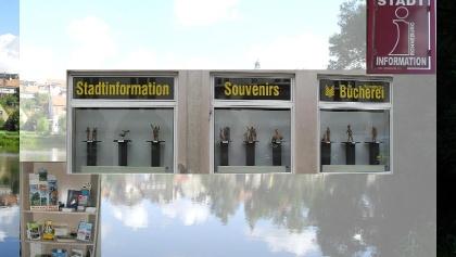 Stadtinformation Ronneburg
