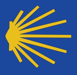 Logo Pilgerwege Frankreich