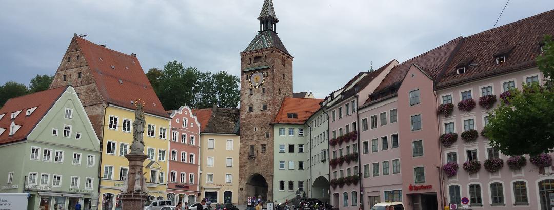 Hauptplatz, Landsberg am Lech