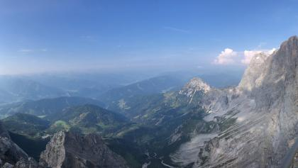 Picture of Long Distance Hiking: Dachstein Rundwanderweg 3. Etappe • Ramsau am Dachstein (24.08.2018 17:19:11 #1)