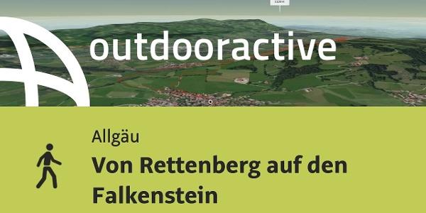 Wanderung im Allgäu: Von Rettenberg auf den Falkenstein