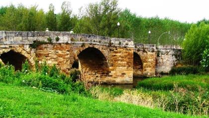 Cea-Brücke bei Sahagún
