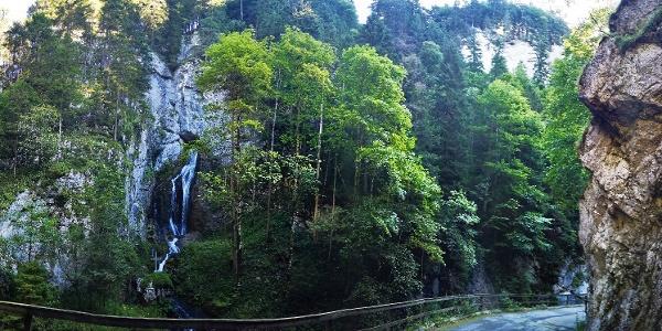 Wasserfall Totes Weib