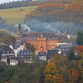 Das Schloss Berleburg