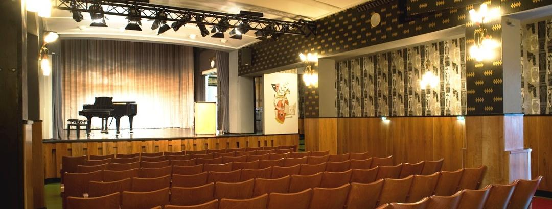 Das Heimhof Theater in Burbach