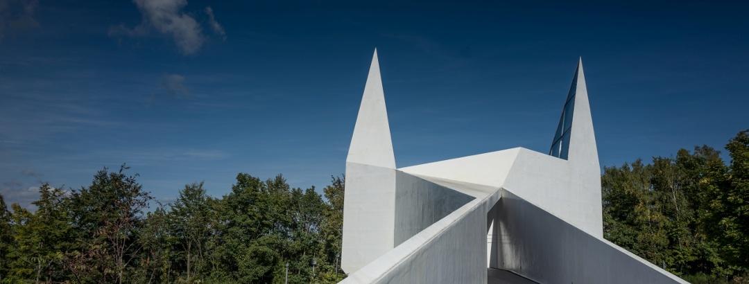 Die Autobahnkirche Siegerland