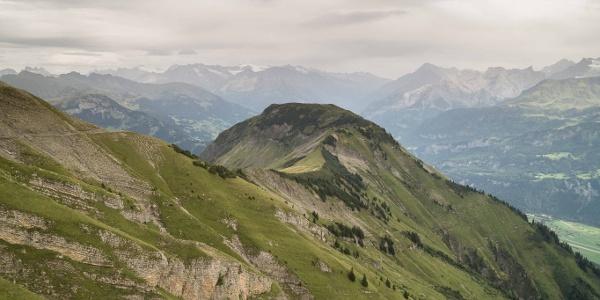 Obwaldner Höhenweg - Etappe 3