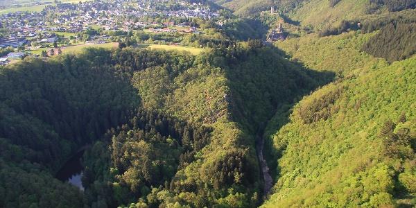 Liesertal und Manderscheid_Vulkaneifel-Pfad: Grafschaft-Pfad