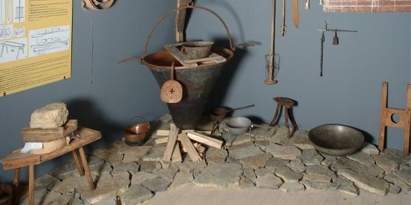 "The dairy museum ""Od planine do Planike\"", Kobarid"