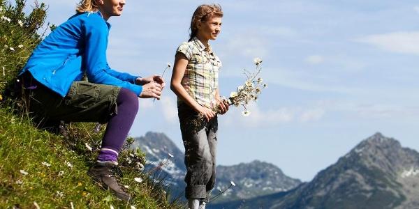 Wandern in der Region Silvretta-Montafon
