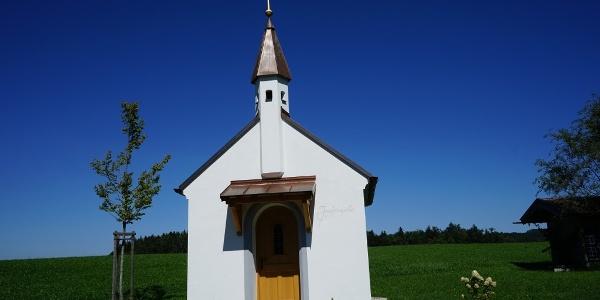 St. Josefs Kapelle hinter Wurmsdorf