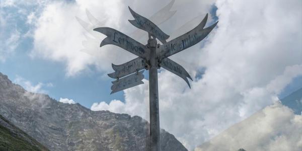 Gartnerwand / Tirol Splitter
