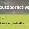 Mountainbike-tour in Como: Santa Anna-Trail Nr.1