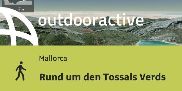 Wanderung auf Mallorca: Rund um den Tossals Verds