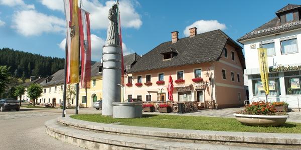 Marktplatz Weitensfeld