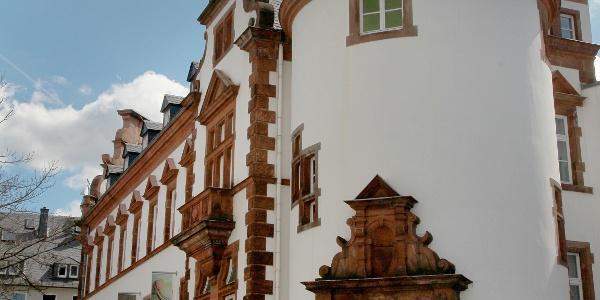 Das Museum für Gegenwartskunst im ehemaligen Siegener Telegraphenamt