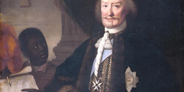 Fürst Johann Moritz von Nassau Oranien