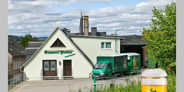 Brauerei Fiedler in Scheibenberg