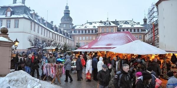 WeihnachtsZeitreise  Bad Berleburg Markttreiben
