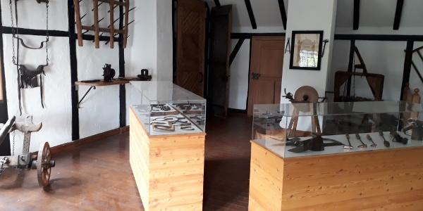 Ausstellung Arfelder Schmiede
