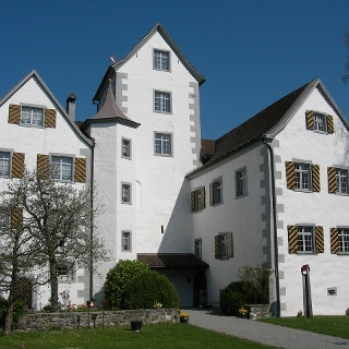 Kleines, aber feines Schloss Roggwil.