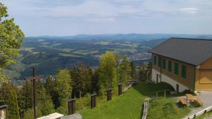 Blick vom Hörnleberg