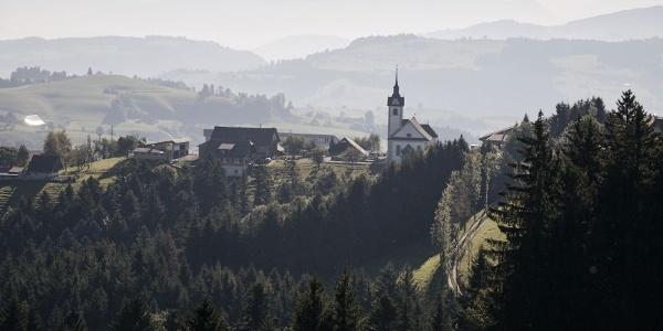 Dorf Menzberg