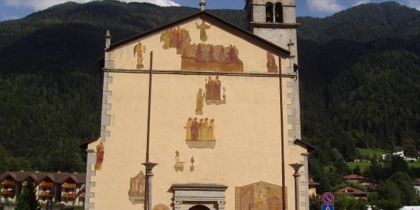 Chiesa di San Vigilio a Spiazzo Rendena