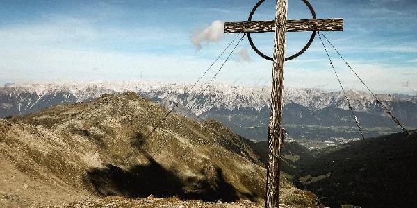 Rosenjoch Gipfel