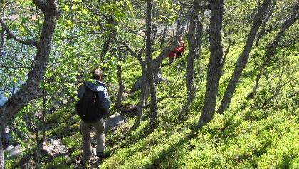 Sentier de la nature Stora Hästö