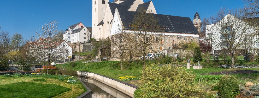 Kostel sv. Jana Plavno