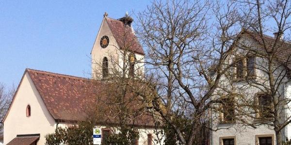 Kirche in Märkt