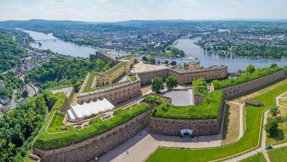 Festung Ehrenbreitstein