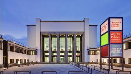 Deutsches Hygiene-Museum Außenansicht