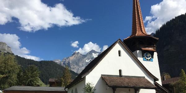 Kandersteg Kirche
