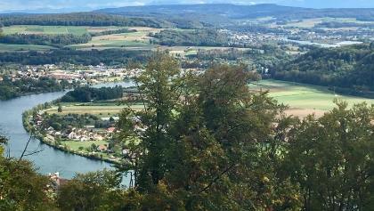 Rhein bei Waldshut