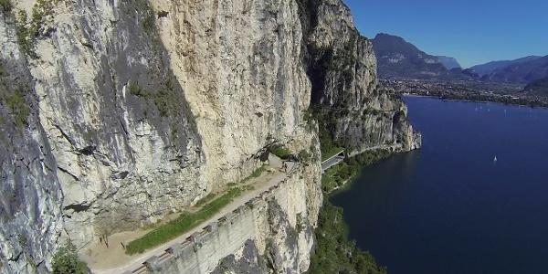 Der Ponaleweg: Ein Muss im Garda Trentino