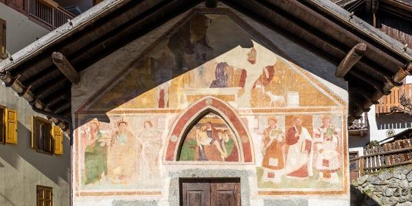 Chiesa di Sant'Antonio a S. A. di Mavignola