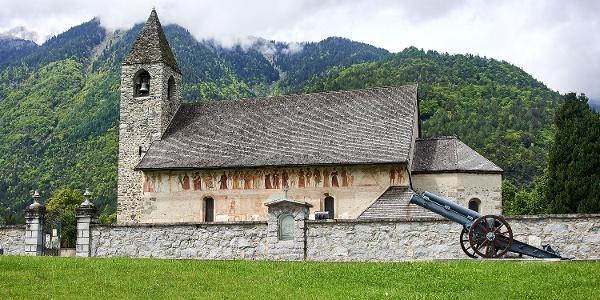 Chiesa di San Vigilio a Pinzolo